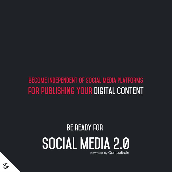 Social Media 2.0,  DigitalMarketing, SocialMedia2point0, SM2point0, NextinSocialMedia, CompuBrain