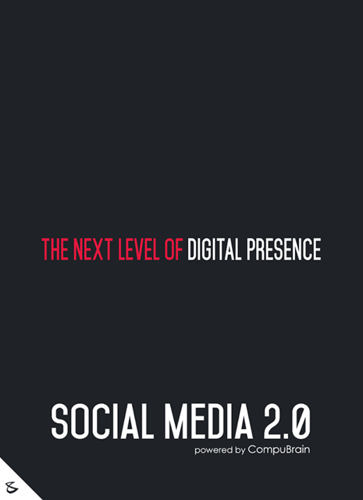 :: The next level of digital presence ::  #FutureOfSocialMedia #DigitalMarketing #SocialMedia2point0 #SM2point0 #NextinSocialMedia #CompuBrain #NextLevelDigitalPresence