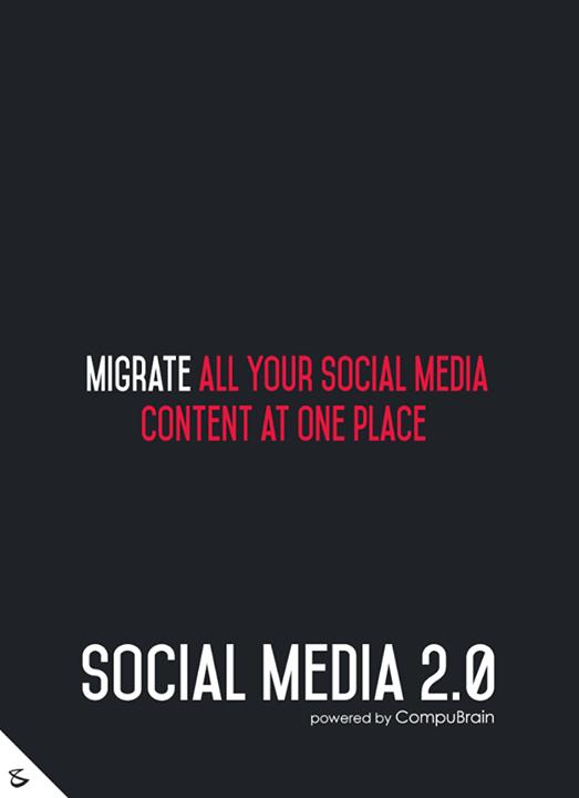 Social Media 2.0,  FutureOfSocialMedia, DigitalMarketing, SocialMedia2point0, SM2point0, NextinSocialMedia, CompuBrain