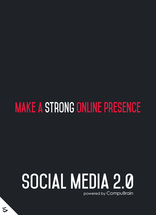 Social Media 2.0,  SocialMedia, FutureOfSocialMedia, DigitalMarketing, SocialMedia2point0, SM2point0, NextinSocialMedia, CompuBrain