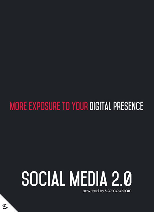 :: More exposure to your digital presence ::  #FutureOfSocialMedia #DigitalMarketing #SocialMedia2point0 #SM2point0 #NextinSocialMedia #CompuBrain #SocialMediaOptimization