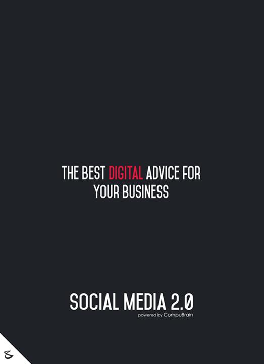 :: The best digital advice for your business ::  #FutureOfSocialMedia #DigitalMarketing #SocialMedia2point0 #SM2point0 #NextinSocialMedia #CompuBrain