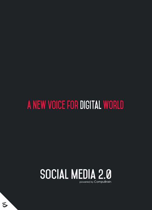 Social Media 2.0,  FutureOfSocialMedia, DigitalMarketing, SocialMedia2point0, SM2point0, NextinSocialMedia, CompuBrain