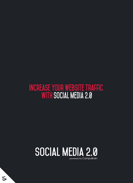 :: Increase your website traffic with Social Media 2.0 ::  #sm2p0 #contentstrategy #SocialMediaStrategy #DigitalStrategy #SocialMediaTools #SocialMediaTips #FutureOfSocialMedia