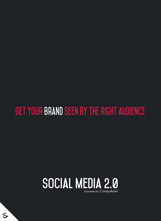 :: Get your brand seen by the right audience ::  #sm2p0 #contentstrategy #SocialMediaStrategy #DigitalStrategy #SocialMediaTools #SocialMediaTips #FutureOfSocialMedia