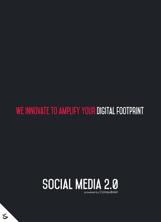 :: We Innovate to amplify your digital footprint ::  #sm2p0 #contentstrategy #SocialMediaStrategy #DigitalStrategy #SocialMediaTools #SocialMediaTips #FutureOfSocialMedia