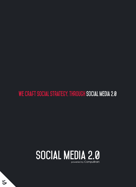 :: We craft social strategy, through Social Media 2.0 ::  #sm2p0 #contentstrategy #SocialMediaStrategy #DigitalStrategy #SocialMediaTools #SocialMediaTips #FutureOfSocialMedia