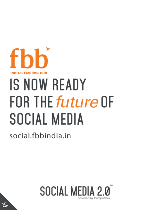 :: Presenting another 2.0 Link :: It is Fbb - India's Fashion Hub ::  #SteamRoller #SocialMedia2p0 #ContentStrategy #SM2p0 #FutureOfSocialMedia #CompuBrain
