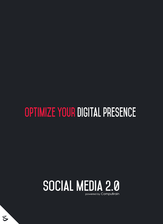 :: Optimize your #digitalpresence ::  #sm2p0 #contentstrategy #SocialMediaStrategy #DigitalStrategy #SocialMediaTools #SocialMediaTips #FutureOfSocialMedia