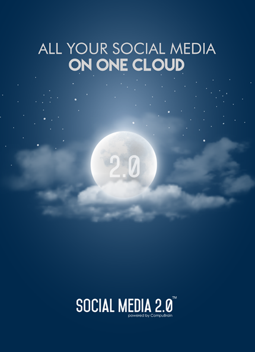 Let your data be on ONE CLOUD!  #Consolidation #SocialMedia #SocialMedia2p0 #DigitalConsolidation #CompuBrain #sm2p0 #contentstrategy #SocialMediaStrategy #DigitalStrategy