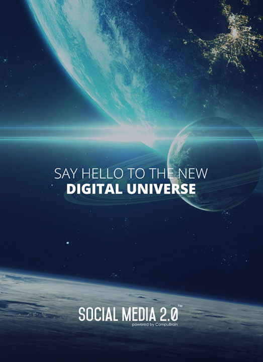 Say hello to the new Digital Universe.   #Consolidation #SocialMedia #SocialMedia2p0 #DigitalConsolidation #CompuBrain #sm2p0 #contentstrategy #SocialMediaStrategy #DigitalStrategy