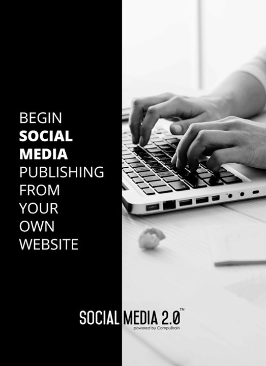 Publish your #SocialMediaFeed from your #website!  #SocialMedia #SocialMedia2p0 #DigitalConsolidation #CompuBrain #sm2p0 #contentstrategy #SocialMediaStrategy #DigitalStrategy
