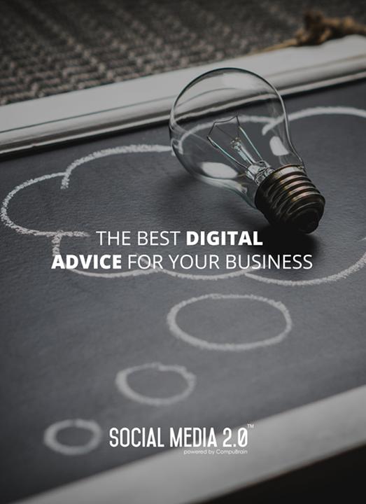 Social Media 2.0,  DigitalAdvice, SocialMedia, SocialMedia2p0, DigitalConsolidation, CompuBrain, sm2p0, contentstrategy, SocialMediaStrategy, DigitalStrategy