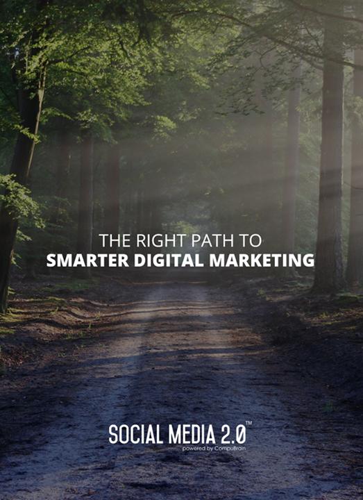 Smarter **Digital Marketing** solution!  #SocialMedia #SocialMedia2p0 #DigitalConsolidation #CompuBrain #sm2p0 #contentstrategy #SocialMediaStrategy #DigitalStrategy