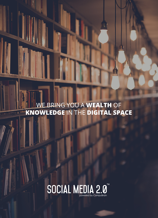We bring you a wealth of knowledge in the digital space.  #SocialMedia2p0 #sm2p0 #contentstrategy #SocialMediaStrategy #DigitalStrategy