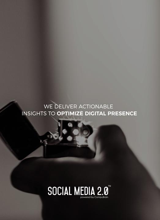 Optimizing #DigitalPresence!  #SocialMedia2p0 #sm2p0 #contentstrategy #SocialMediaStrategy #DigitalStrategy