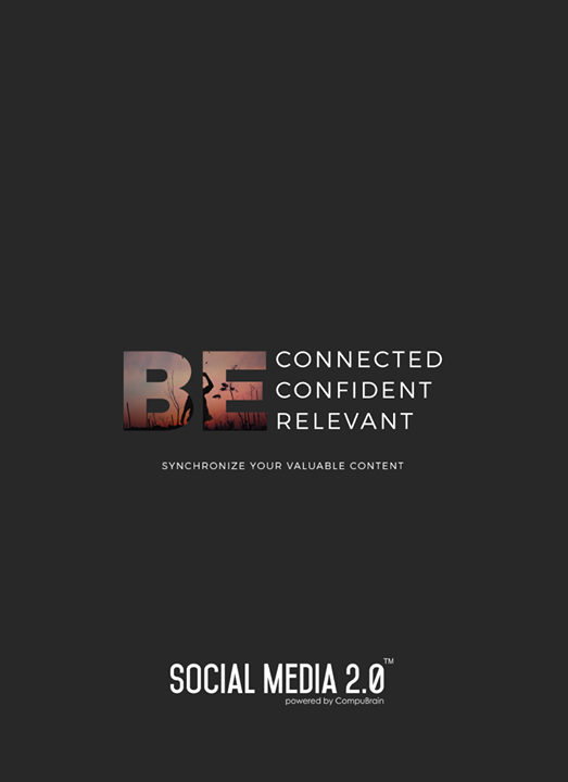 Synchronise your #SocialMediaContent!  #SocialMedia2p0 #sm2p0 #contentstrategy #SocialMediaStrategy #DigitalStrategy