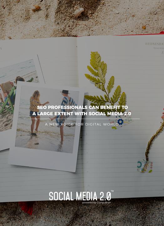 A new voice for digital world.  #SearchEngineOptimization #SocialMedia2p0 #sm2p0 #contentstrategy #SocialMediaStrategy #DigitalStrategy
