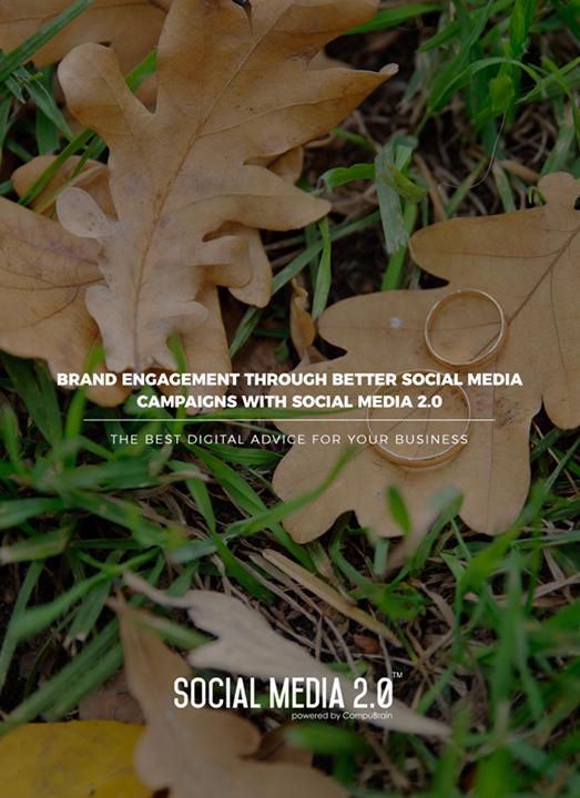 Brand Engagement through better Social Media Campaigns with Social Media 2.0  #SearchEngineOptimization #SocialMedia2p0 #sm2p0 #contentstrategy #SocialMediaStrategy #DigitalStrategy