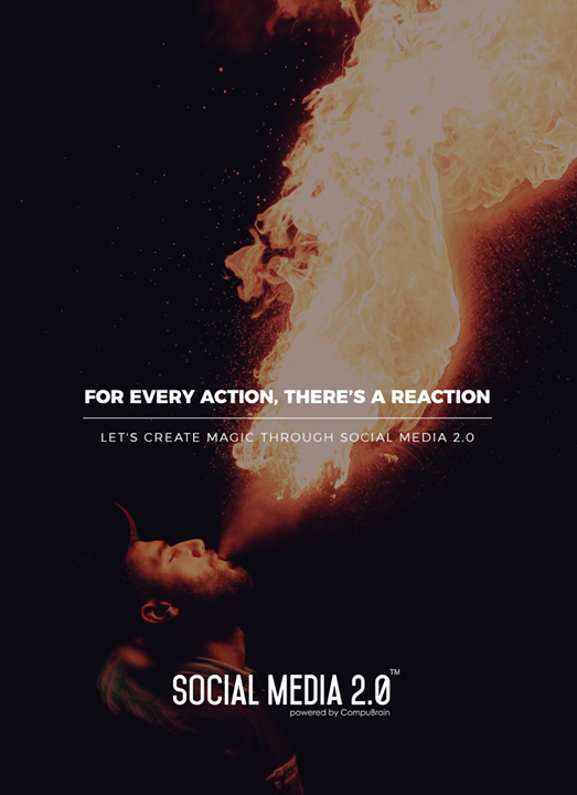 For every action, there's a reaction  #SearchEngineOptimization #SocialMedia2p0 #sm2p0 #contentstrategy #SocialMediaStrategy #DigitalStrategy