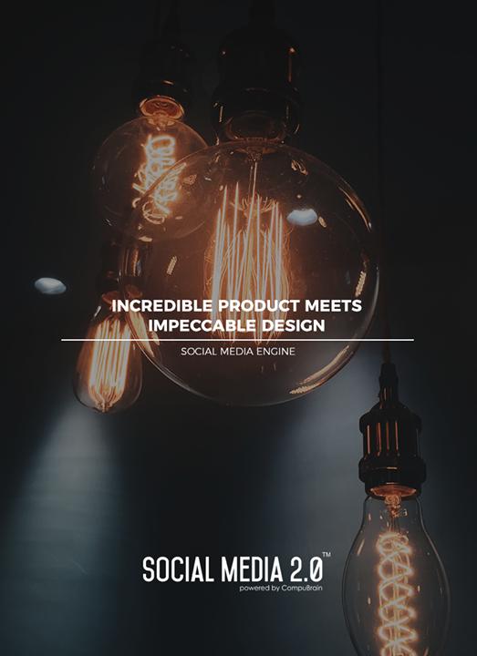 Incredible Product Meets Impeccable Design  #SearchEngineOptimization #SocialMedia2p0 #sm2p0 #contentstrategy #SocialMediaStrategy #DigitalStrategy #DigitalCampaigns