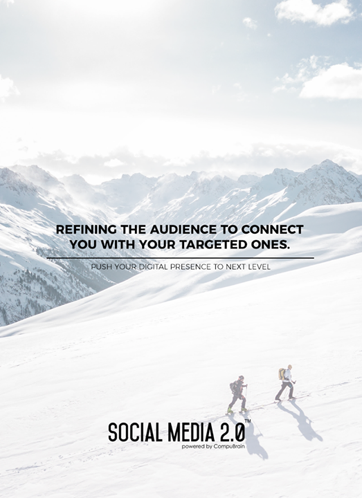 Refining The Audience To Connect You With Your Targeted Ones.  #SearchEngineOptimization #SocialMedia2p0 #sm2p0 #contentstrategy #SocialMediaStrategy #DigitalStrategy #DigitalCampaigns