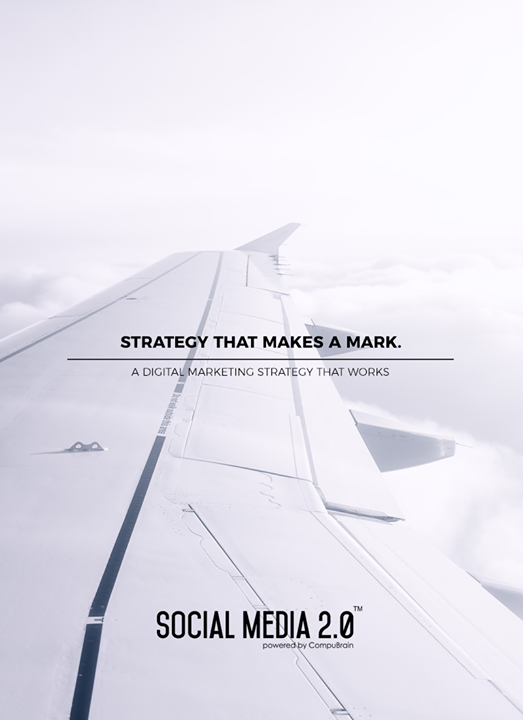 Strategy that makes a mark.  #SearchEngineOptimization #SocialMedia2p0 #sm2p0 #contentstrategy #SocialMediaStrategy #DigitalStrategy #DigitalCampaigns