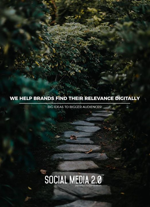 We help brands find their relevance digitally  #SearchEngineOptimization #SocialMedia2p0 #sm2p0 #contentstrategy #SocialMediaStrategy #DigitalStrategy #DigitalCampaigns