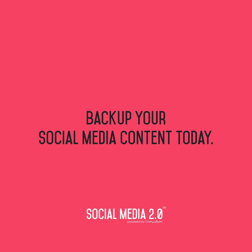 Social Media 2.0,  SocialMediaBackUp, SocialMediaMarketing, SMM, Content, SearchEngineOptimization, Facebook