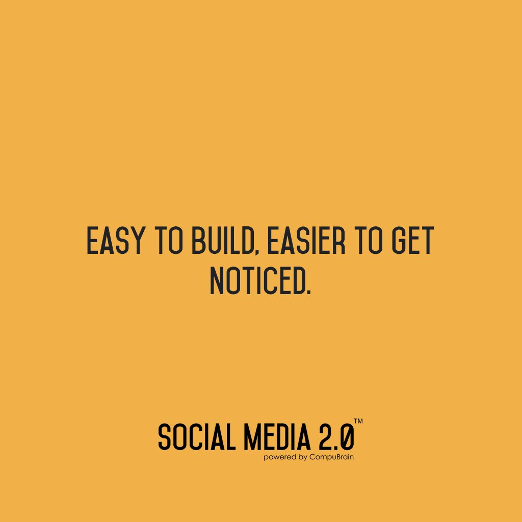 All You Need is a Social Media 2.0  #SocialMedia2p0 #ContentStrategy #SocialMediaExpert #contentmarketing #socialmediastrategy #SearchEngineOptimization https://t.co/XROOWWB8mg