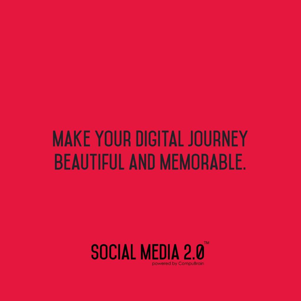 With Social Media 2.0!  #SM2p0 #SocialMediaSurvivalTips #socialmediastrategy #SocialMedia #ContentStrategy #SearchEngineOptimization https://t.co/pEuAOEovng