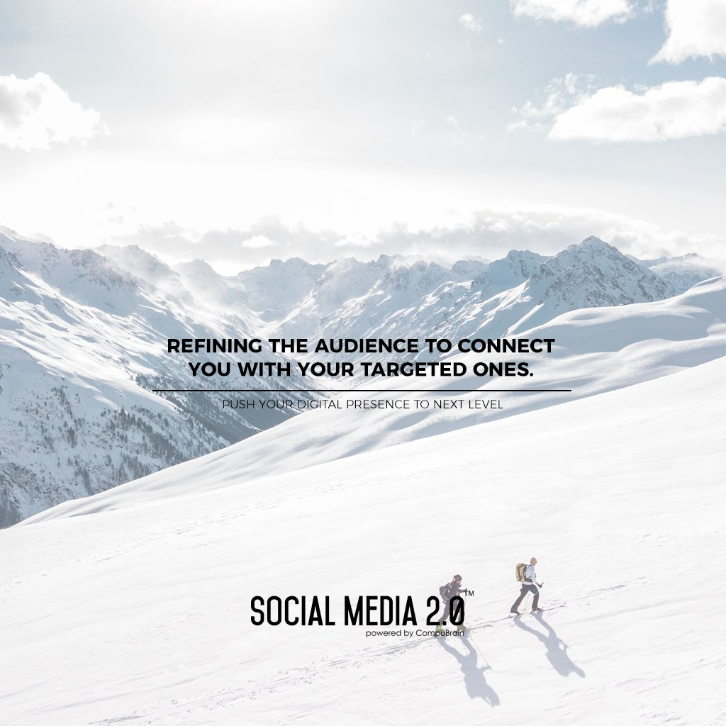 Refining The Audience To Connect You With Your Targeted Ones.  #SearchEngineOptimization #SocialMedia2p0 #sm2p0 #contentstrategy #SocialMediaStrategy #DigitalStrategy #DigitalCampaigns https://t.co/qArrb3dRBK