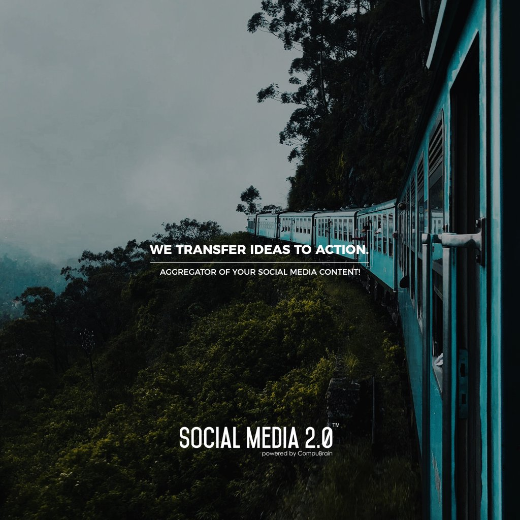 Social Media 2.0,  DigitalPlatforms