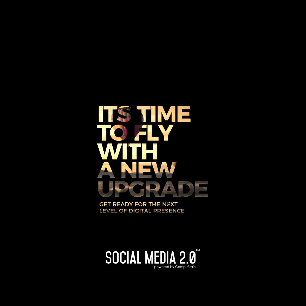 Social Media 2.0,  FridayThoughts, SocialMedia, ContentStrategy