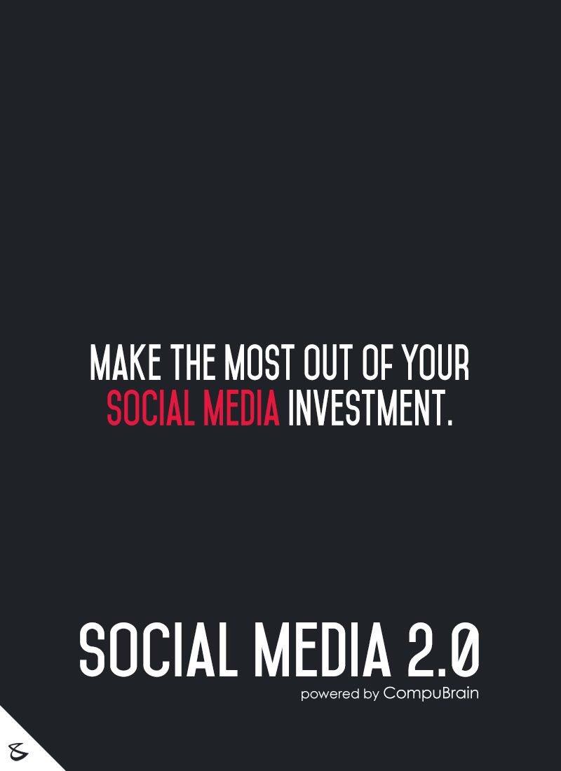 Social Media 2.0,  socialmediamarketing, DigitalMarketing, CMM2017, CXLLive
