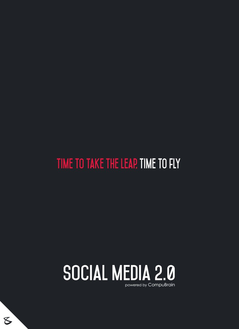 Social Media 2.0 sets you free! Learn more: https://t.co/i4uiw7feyI #SocialMediaTips #WednesdayWisdom https://t.co/iAuDGdk5Zo