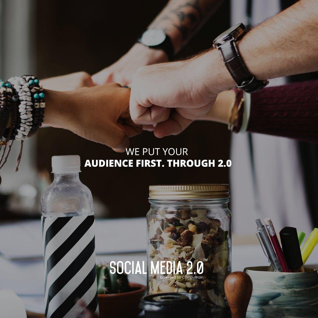 A U D I E N C E first!  #SocialMedia2p0 #sm2p0 #contentstrategy #SocialMediaStrategy #DigitalStrategy https://t.co/MKuuskNWw7